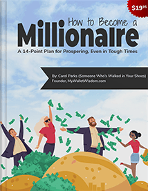 How to Become a Millionaire Book Cover