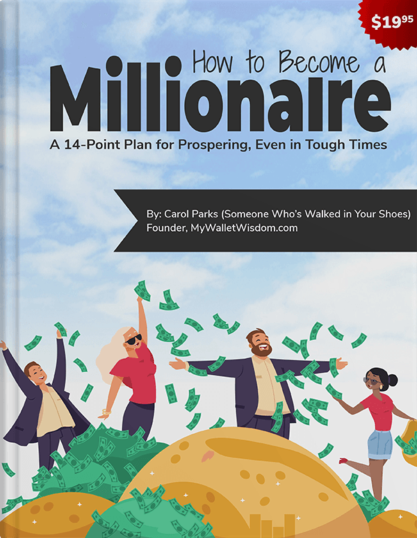 How to Become a Millionaire eBook Cover