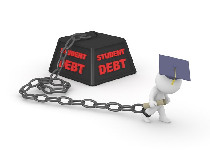How do I get my student loans out of default?